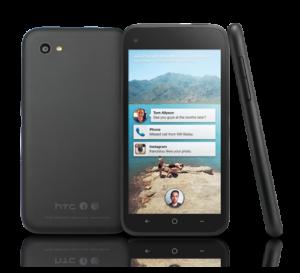 HTC First – Facebook Home