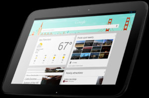 Nexus 10 – The 10 Inch Tablet From Google