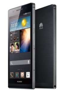Huawei Ascend P6 Official – Huawei Made World's Thinnest Smartphone