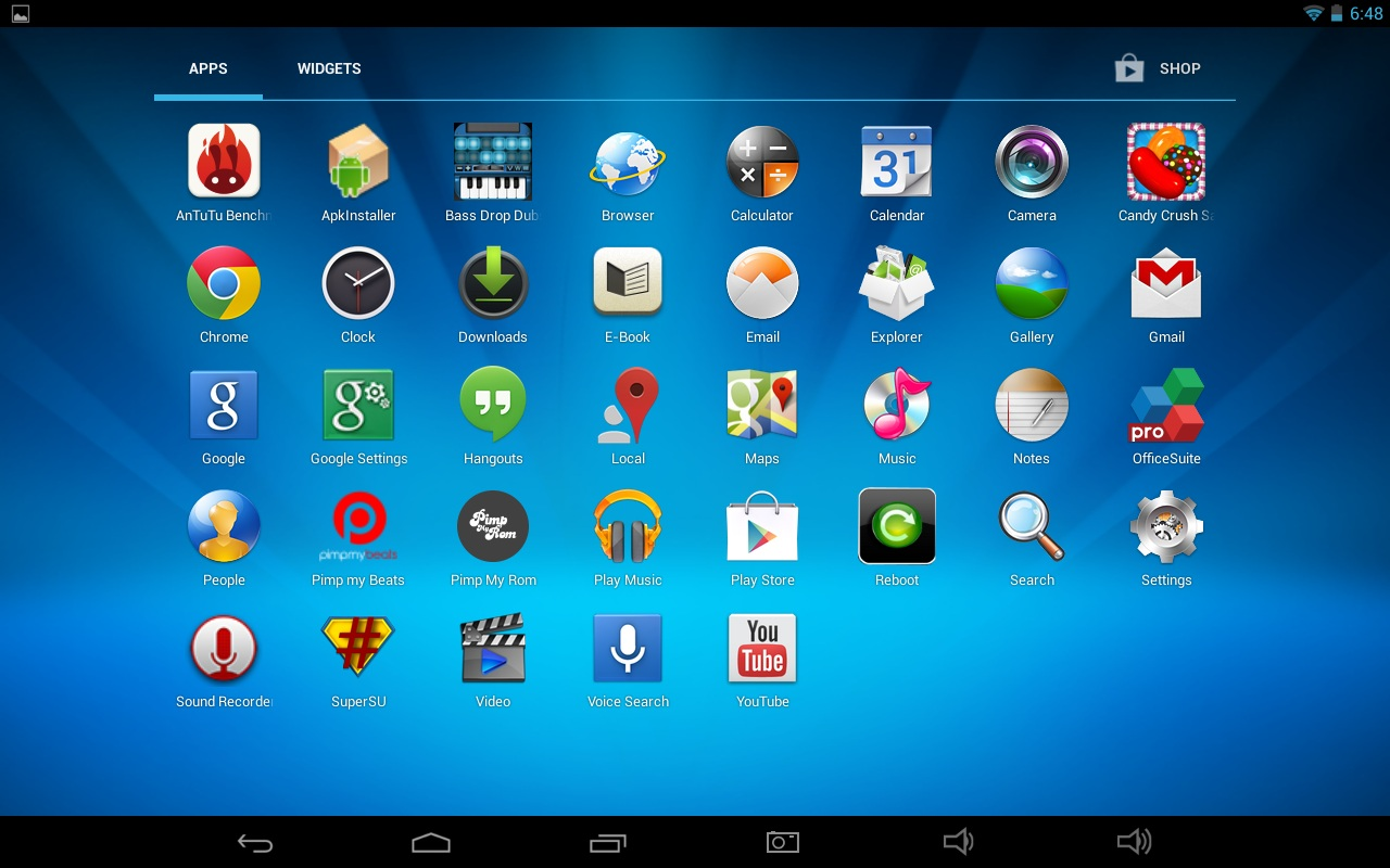 "PIPO M9 PRO WiFi 32GB GPS 10.1"" RETINA IPS RK3188 QUADCORE ..."