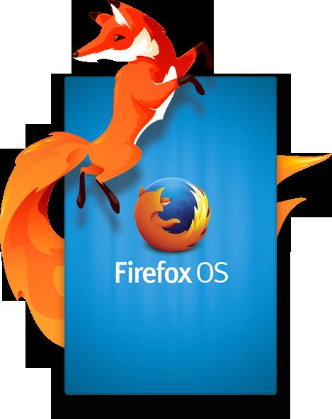 Firefox OS - foxy-splash