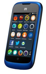 ZTE Open With Firefox OS Releasing 2nd July In Spain