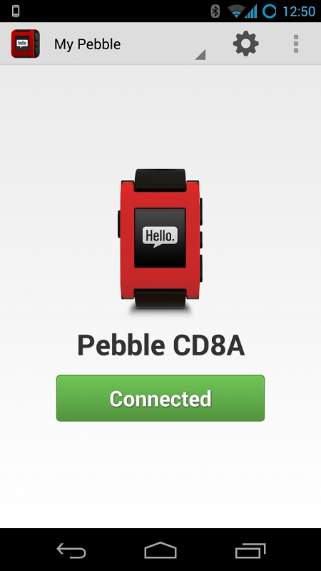 [How-to] Pebble App for Android