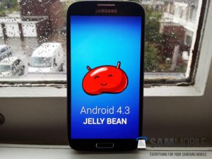 Android 4.3 Firmware for Samsung Galaxy S4