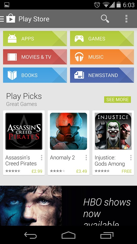 how to download movies free from play store