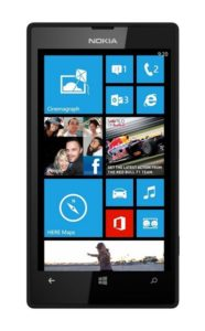 Nokia Lumia 520 SIM Free Black WP8 Phone Only £69.95 Now