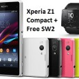Sony Xperia Z1 Compact with free SW 2