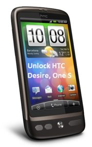 Unlock HTC Desire for 99p Only – Cheap HTC Phone Unlock