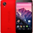Nexus 5 Bright Red