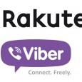 Rakuten and Viber Logo