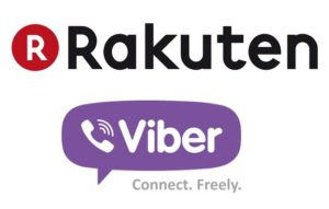 Rakuten and Viber Logo
