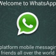 Welcome to WhatsApp Messenger for Android