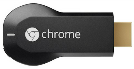 Chromecast Updating to Build 16664