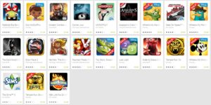 Google Started Spring Games Sale in Play Store from 49p