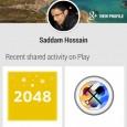 Play Store 4.8.19 - Transparent Action Bar