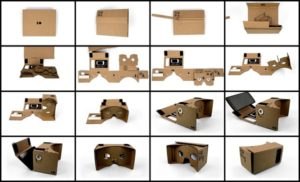 Google Cardboard Assembly