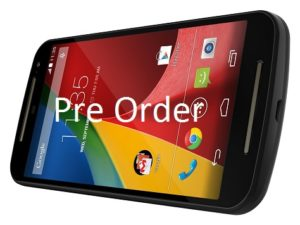 Pre Order Moto G 2nd Gen Unlocked for £145 in UK