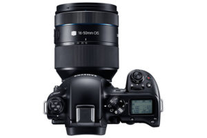 NX1 Top with 16-50mm OIS Lens