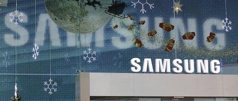 Samsung Christmas 2014