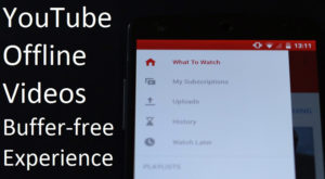 YouTube Offline Launched in India, Indonesia and the Philippines