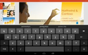 Microsoft PowerPoint for Android - Preview