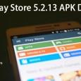 Google Play Store 5.2.13 on Samsung Galaxy A5