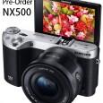 Pre-Order Samsung NX500