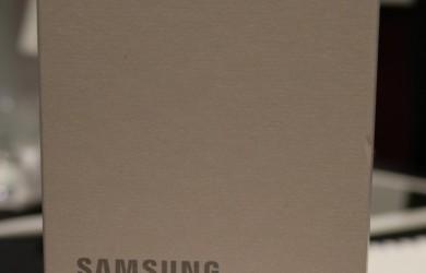 Box of Galaxy S6 32GB