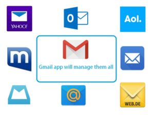 One Android Email App to Manage all Emails