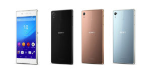Sony Xperia Z4 Announced in Japan