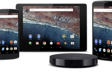 Android M on Nexus 5, Nexus 6, Nexus 9 and Nexus Player