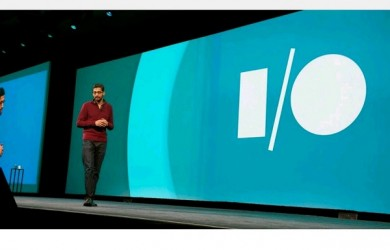 Google IO 2015 Android App Screenshot