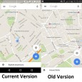 Google Maps Compare with v9.9 and older