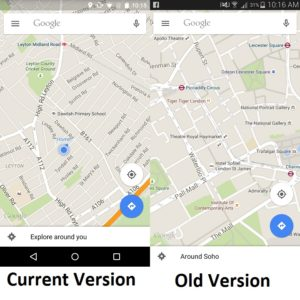 Google Maps 9.9.0 Android app download [APK]