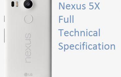 Nexus 5X Full Specs_Quartz color with text