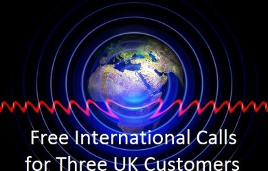 free international calls from UK