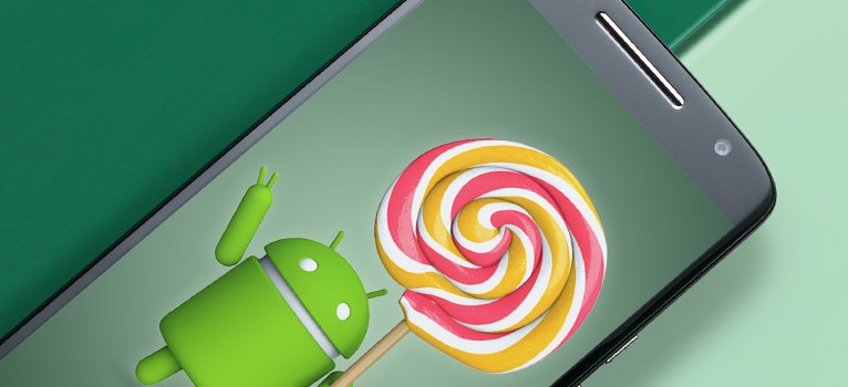 Motorola Moto X Play with Android Lollipop