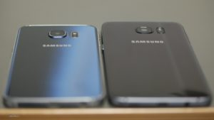 Difference between Galaxy S7 Edge and Galaxy S6 Edge