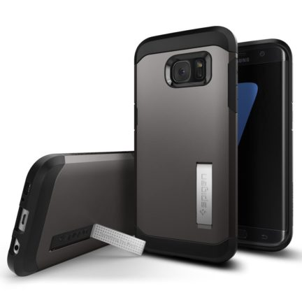 Spigen Tough Armor Gunmetal Heavy Duty Extreme Protection Rugged