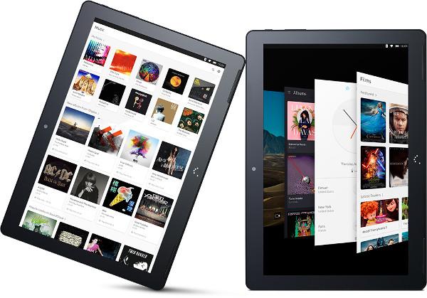 BQ Aquaris M10 Ubuntu Tablet Black