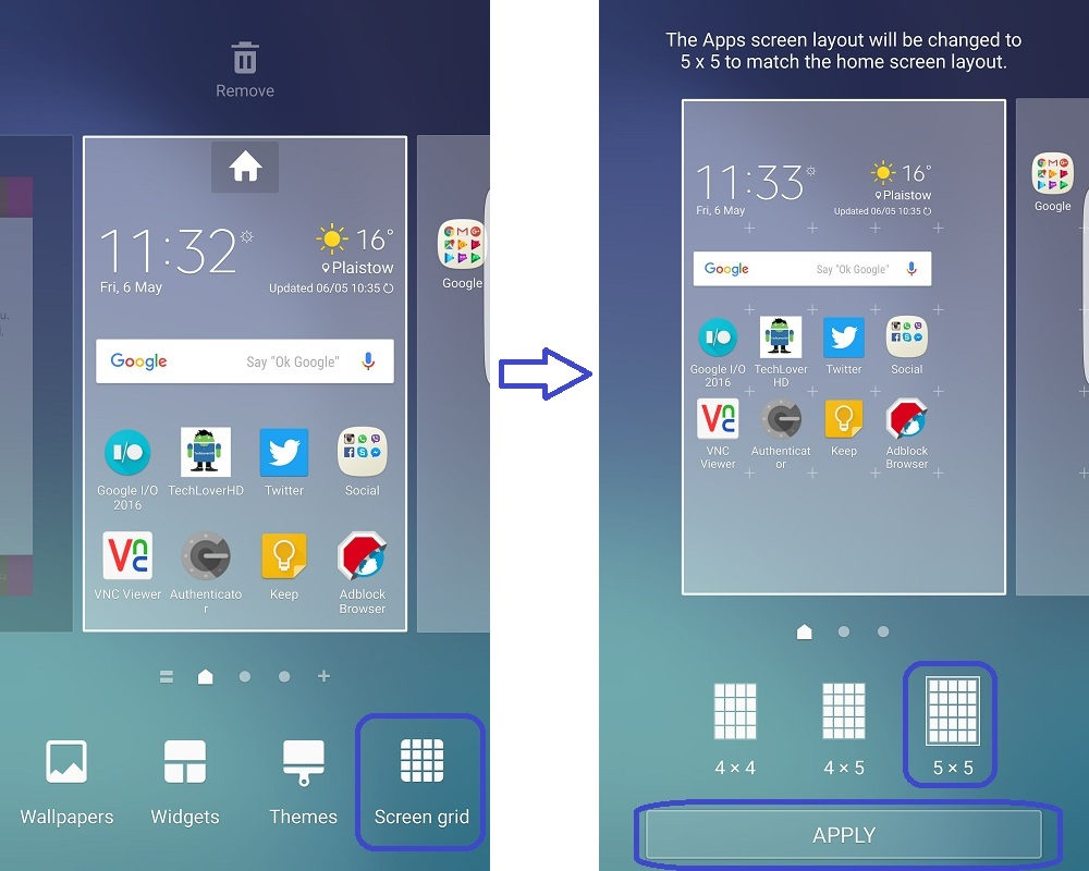 Android Menu Icon Size here's a quick way to make icon sizes smaller on galaxy s6