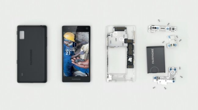Fairphone Modular Smartphone