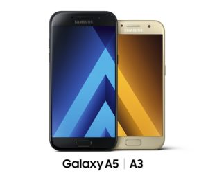 Difference Between Samsung Galaxy A5 and Galaxy A3 2017 Model