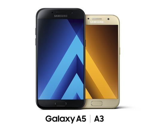 Samsung Galaxy A5 and Galaxy A3